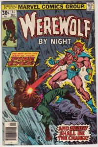 Werewolf by Night #41 (Nov-76) NM- High-Grade Werewolf