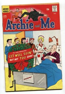 Archie and Me #7 1966-Betty-Veronica-comic book
