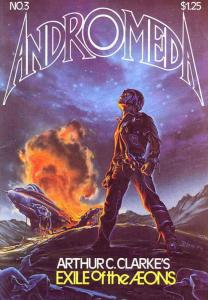 Andromeda (Silver Snail) #3 VF/NM; Silver Snail | save on shipping - details ins