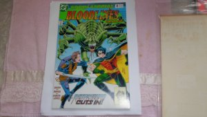 1993 DC COMICS ROBIN ANNUAL BLOODLINES EARTH PLAGUE # 2