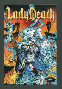 Lady Death Reckoning #1  /   9.0 VFN/NM   /  September 1996