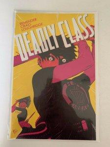 Deadly Class #11 1988 Image Comics VF+
