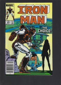 Iron Man #204 (1986)