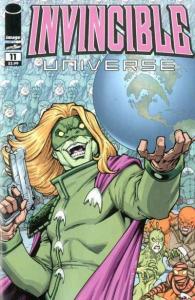 Invincible Universe #11, NM (Stock photo)
