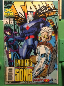 Cable #6 Fathers and Sons part 1