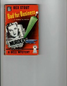 3 Books Bad for Business Terror at Night The Neon Jungle JK10