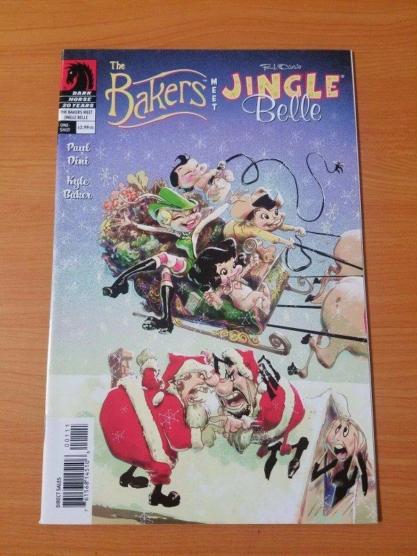 The Bakers Meet Jingle Belle #1 ~ NEAR MINT NM ~ (2006, Dark Horse Comics)