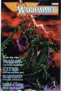 Warhammer Monthly (GB) #2 (1998)