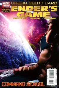 Ender's Game: Command School #4, NM + (Stock photo)