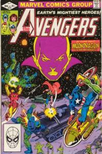 Avengers (1963 series) #219, VF+ (Stock photo)