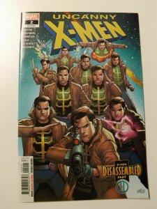 Uncanny X-Men #2 (LGY #621)