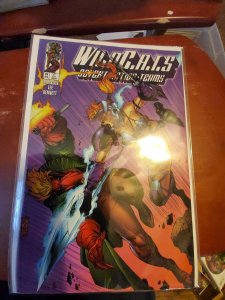 WildC.A.T.s: Covert Action Teams #19 (1995)