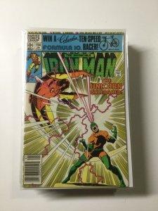 Iron Man #154 (1982) HPA