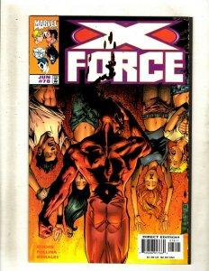 Lot of 12 X-Force Marvel Comic Books #78 79 80 81 82 83 84 85 86 87 88 89 GK51