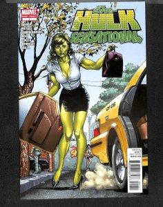 She-Hulk Sensational #1 (2010)