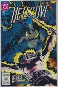 Detective Comics #645