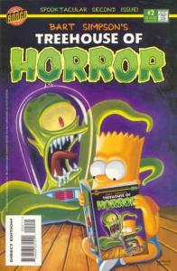 Treehouse of Horror (Bart Simpson's…) #2 FN; Bongo | save on shipping - details
