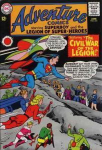 Adventure Comics (1938 series) #333, VG- (Stock photo)