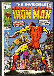 Iron Man #30 (1970)