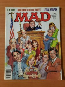 Mad Magazine #274 ~ VERY FINE - NEAR MINT NM ~ October 1987