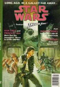 Star Wars (Magazine) #4 FN; Dark Horse | save on shipping - details inside