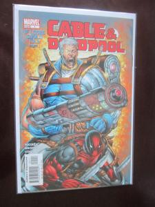 Cable and & Deadpool #1 - 7.0 - 2004