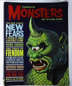 Famous Monsters of Filmland #27, VG- (Actual scan)