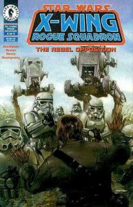 Star Wars: X-Wing Rogue Squadron #4 FN; Dark Horse | save on shipping - details