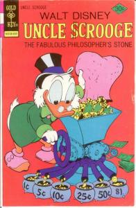 UNCLE SCROOGE 132 FINE Sept. 1976 COMICS BOOK