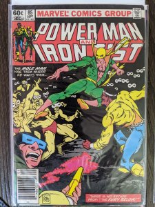 Power Man and Iron Fist #85 (1982)