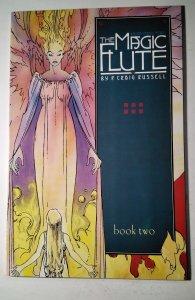 Magic Flute #2 (1990) Eclipse Comic Book J756