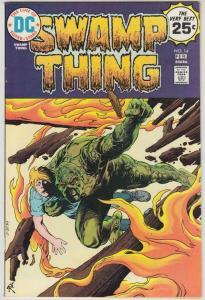 SWAMP THING #14, VF+, Horror, 1972 1975, Tomorrow Children, Redondo, more in sto