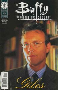 Buffy the Vampire Slayer: Giles #1SC VF; Dark Horse | save on shipping - details