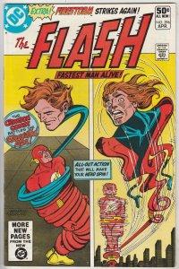 Flash, The #296 (Apr-81) NM- High-Grade Flash