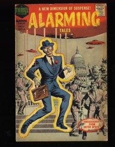 Alarming Tales (1957) #6 VG 4.0