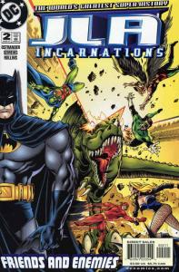 JLA: Incarnations #2 VF/NM; DC | save on shipping - details inside
