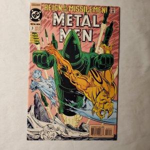 Metal Men 3 Very Fine/Near Mint