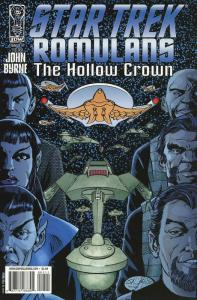 Star Trek: Romulans The Hollow Crown #1 VF/NM; IDW | save on shipping - details