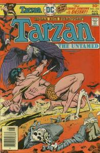 Tarzan (DC) #252 FN; DC   save on shipping - details inside