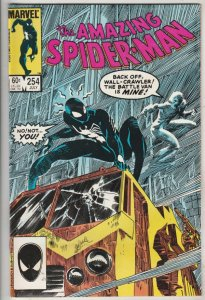Amazing Spider-Man #254 (Jul-84) NM- High-Grade Spider-Man