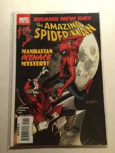 Amazing Spider-Man 551 Near Mint Nm Marvel