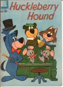 HUCKLEBERRY HOUND (1959-1970 DELL/GK) 8 G+ COMICS BOOK