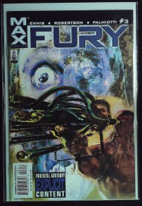 Fury #3 (2002)
