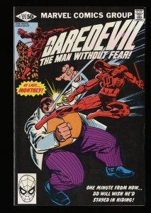 Daredevil #171 VF+ 8.5 Marvel Comics