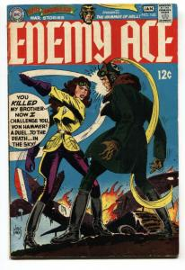 STAR SPANGLED WAR STORIES #142-Enemy Ace-1969-comic book