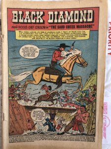 Black Diamond Western 24, reader, Origin!
