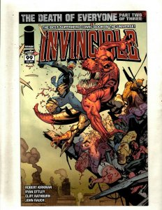 10 Invincible Image Comic Books # 99 100 101 102 103 104 105 106 107 108 RP4