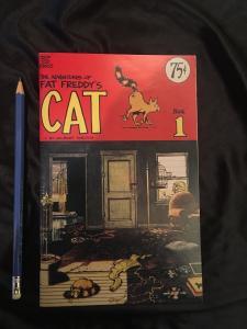 Fat Freddies Cat; Books 1&2 original early