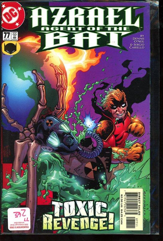 Azrael: Agent of the Bat #77 (2001)