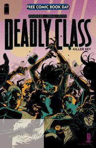 FCBD Deadly Class Killer Set #1 (Image, 2019) NM